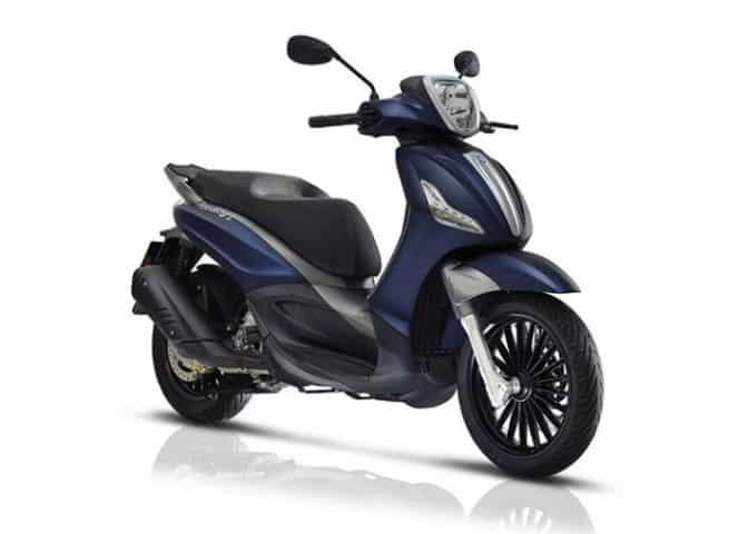 Piaggio Beverly 300 - Top 10 scooters de 300-400cc para 2020