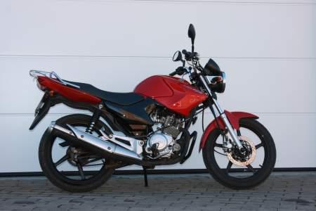 ¿Será una Yamaha YBR125 su primera moto después de su CBT?