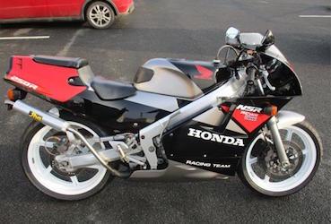 Honda NSR250R a la venta