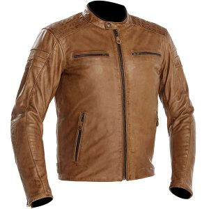 RETRO LEATHER JACKET