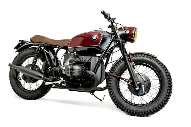 Los mejores constructores de motocicletas personalizadas: Ton-Up Garage.
