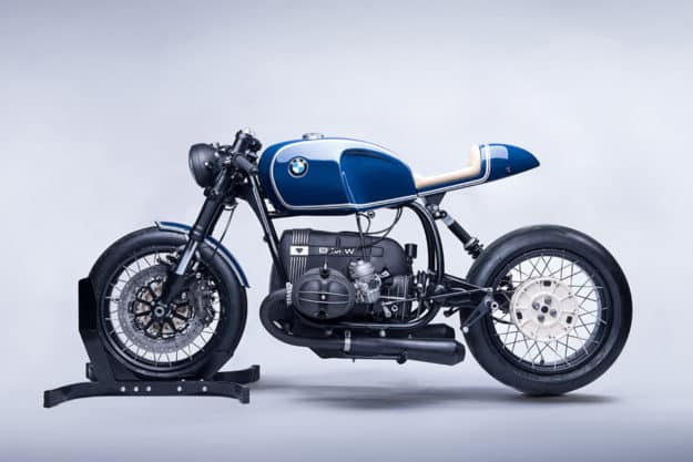 BMW cafe racers a la venta por Diamond Atelier