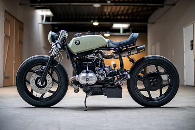 BMW R80 cafe racer de Ironwood Motorcycles
