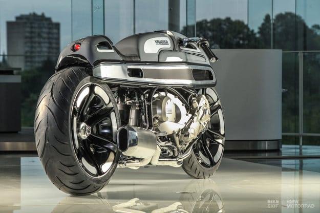Los mejores constructores de motocicletas personalizadas: Krugger.
