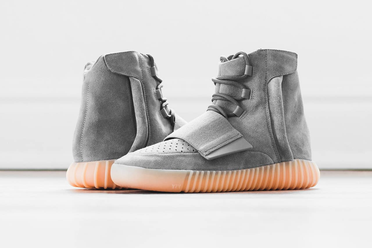 Adidas Yeezy Boost 750 Gris Chicle