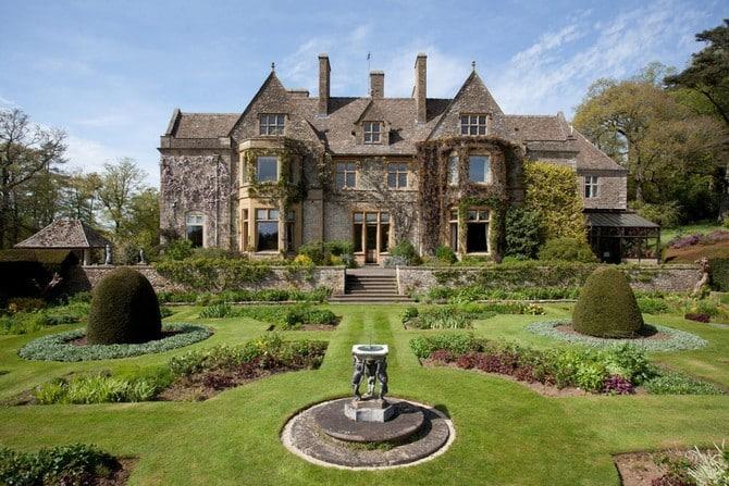 David Beckham New House 1
