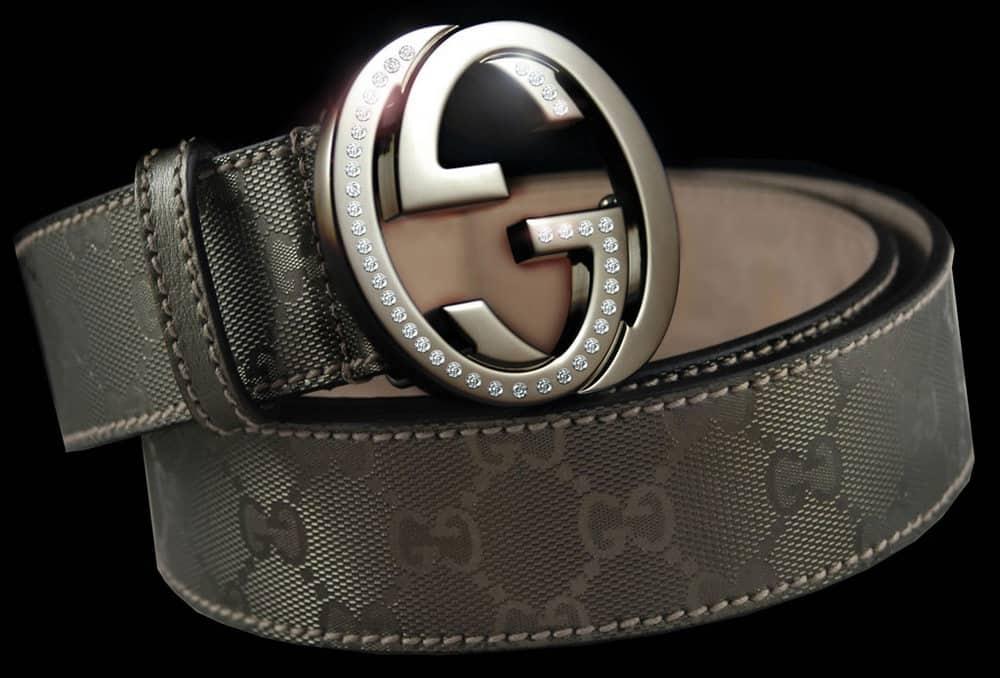 Cinturón Gucci Stuart Hughes