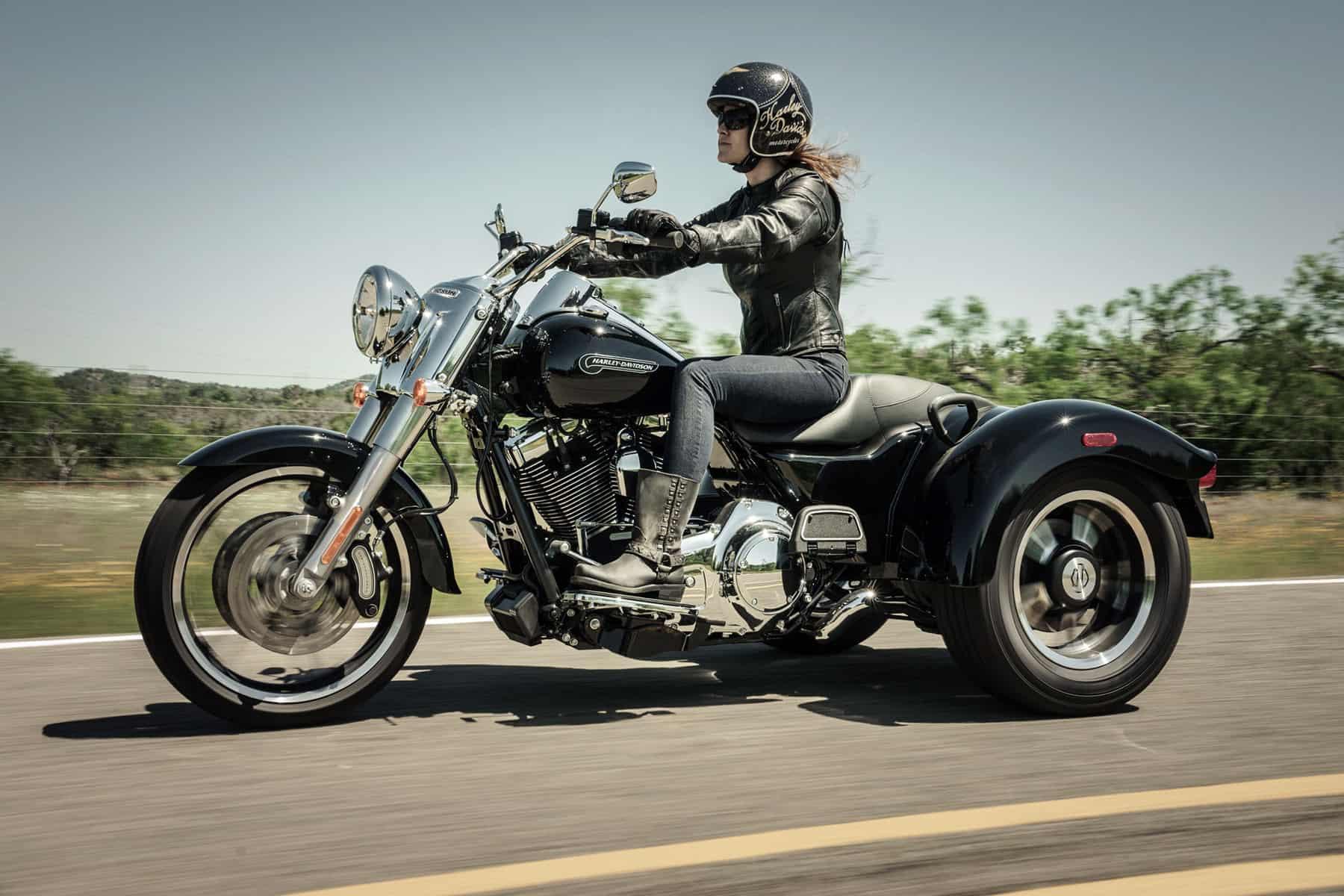 Harley-Davidson Freewheeler