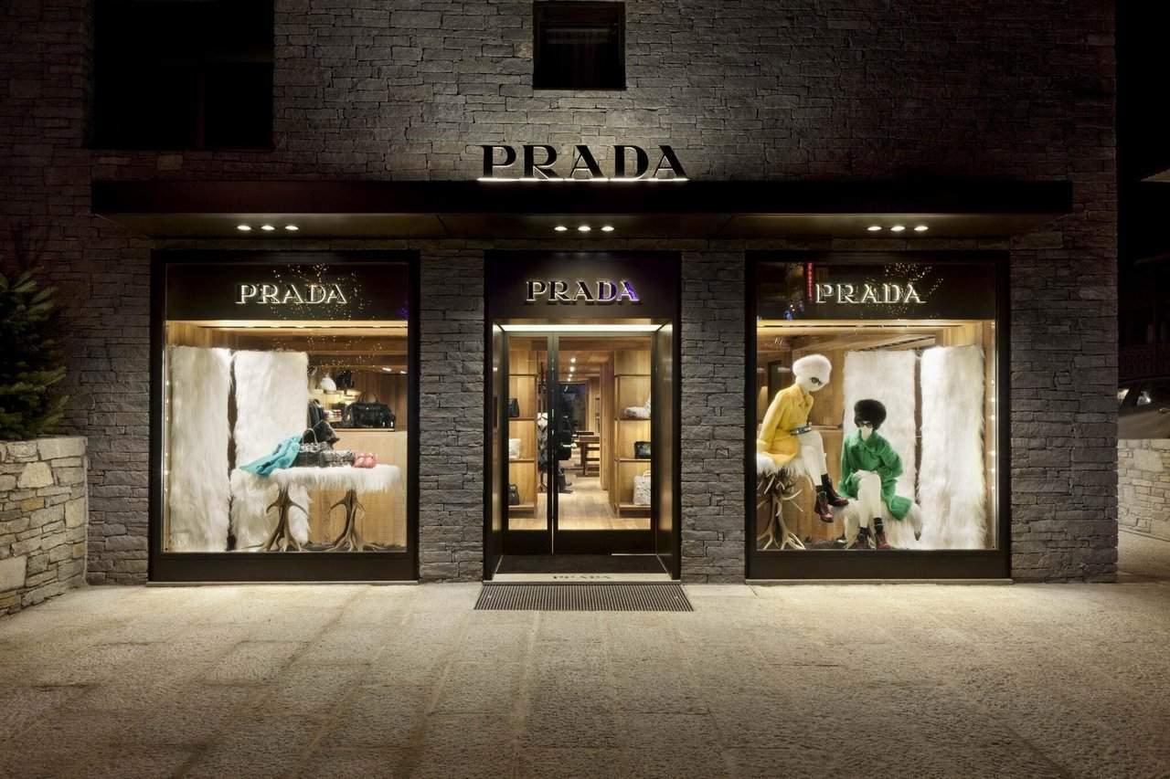 Tienda Prada