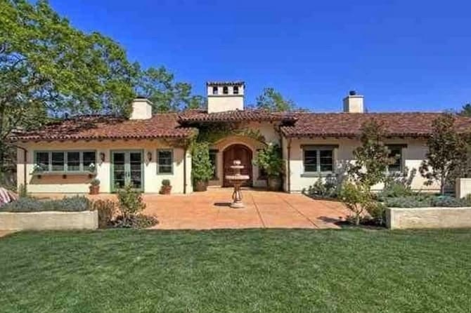 Stephen Curry House 1