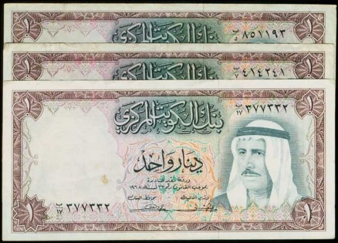 The most expensive currencies in the world today 00001
