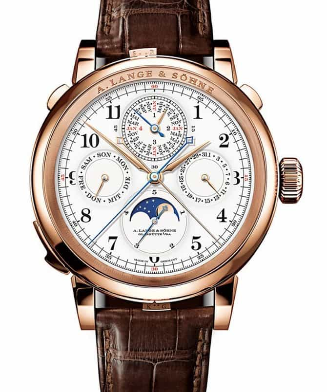 The top ten most expensive watch brands in the world 00001