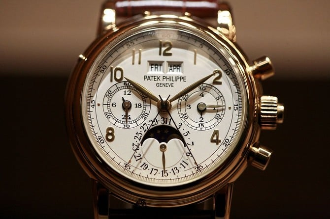 The top ten most expensive watch brands in the world 00003