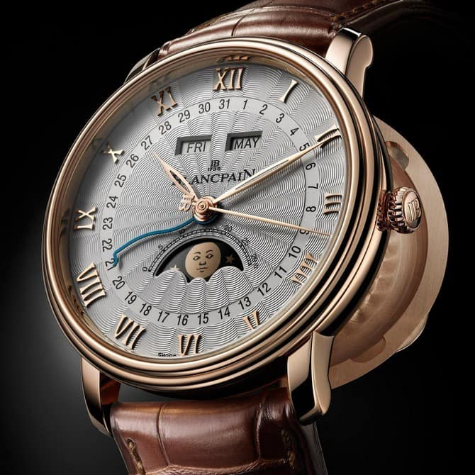 The top ten most expensive watch brands in the world 00008