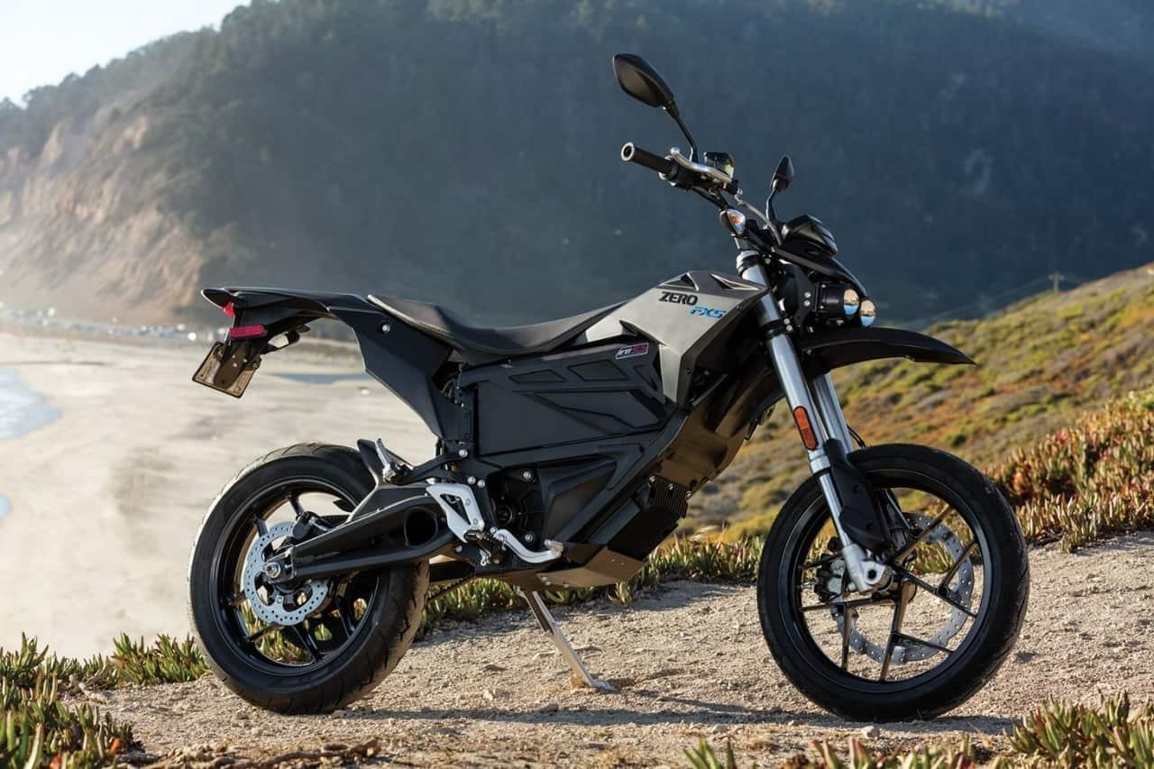 Bicicleta Zero Motorcycles Zero FX
